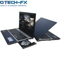 Большой 15,6 Ноутбук 8 ГБ оперативная память SSD ГБ 256 ГБ процессор CPU Intel 4 ядра Металл 480 игры PC Бизнес арабский AZERTY клавиатура с испанским и русс
