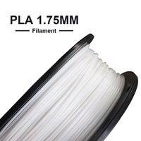 Ücretsiz kargo Tronxy 3D yazıcı PLA Filament 1.75mm 3D baskı malzemeleri 1KG/rulo katı PLA Filament plastik için 3d yazıcı|3D Baskı Malzemeleri|Bilgisayar ve Ofis -