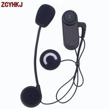 BT Headset Motorcycle Helmet Bluetooth Headset Stereo Headphone Without Intercom function