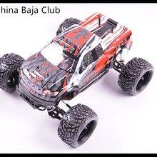 1/10 RC Nitro power GO18 двигатель дистанционного Monster Truck Baja Metal gear
