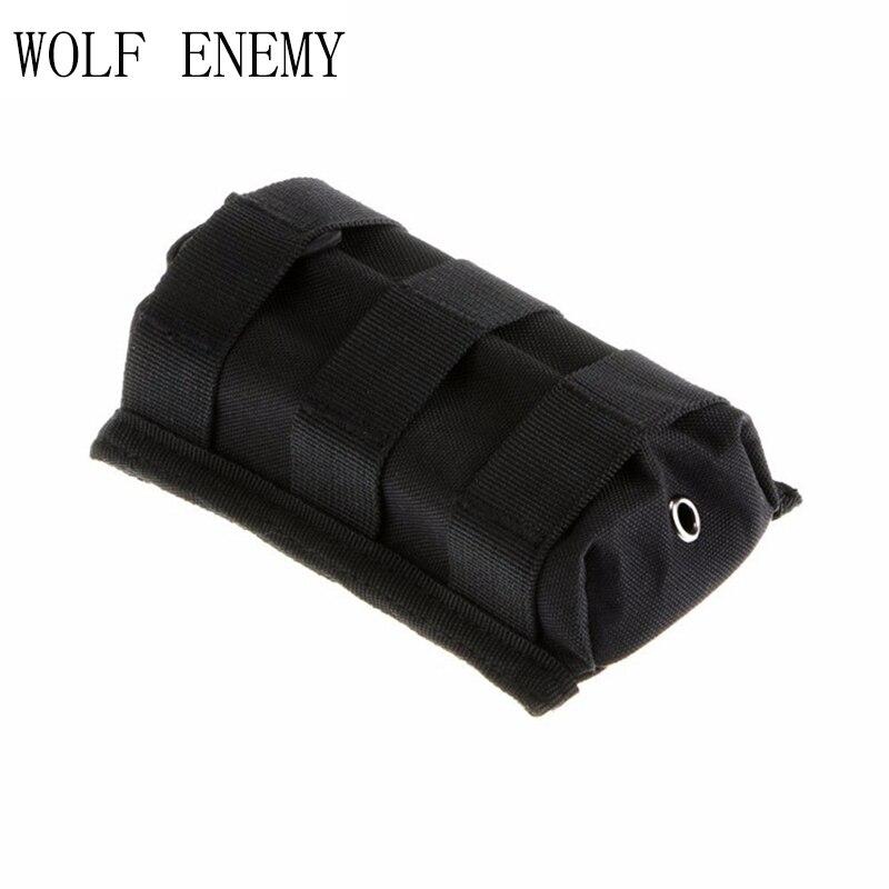 Molle 전술 단일 소총 Mag 매거진 파우치 M4 / M16 5.56에 대 한 상단 숄더 가방 카트리지 파우치 파우치 .223