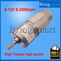 Wholesale GB37-550-1 Mini Reverse Motor 12V DC High Torque Electronic Motor Reductor 12v Gear Motor