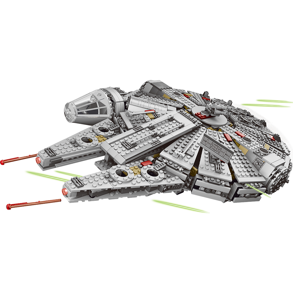 Star Wars New Millennium Falcon 79211 Ultimate Collector S Model Building Block