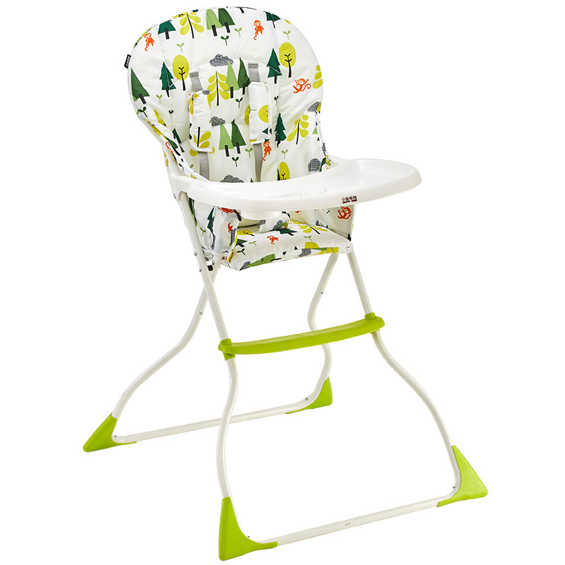 Baby High Chair Booster Seat Adjustable Foldable Baby Table Chair Baby Chair Portable Infant Seat Chair For Feeding hauck beta baby dinning high chair 4 color available above 6 months baby booster seat beech wood baby feed chair