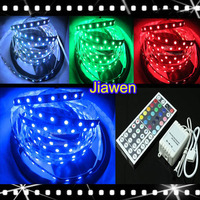Non Waterproof Led Strip Light 5050 Smd 300led 5M RGB Led Rope 44key IR Remote Controller