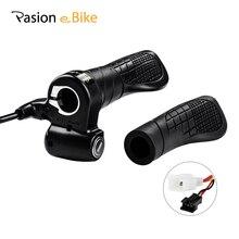 Pasion Ebike Electric Bicycle Twist Speed Throttle Locks 24V 36V 48V 60V 72V Bike Parts