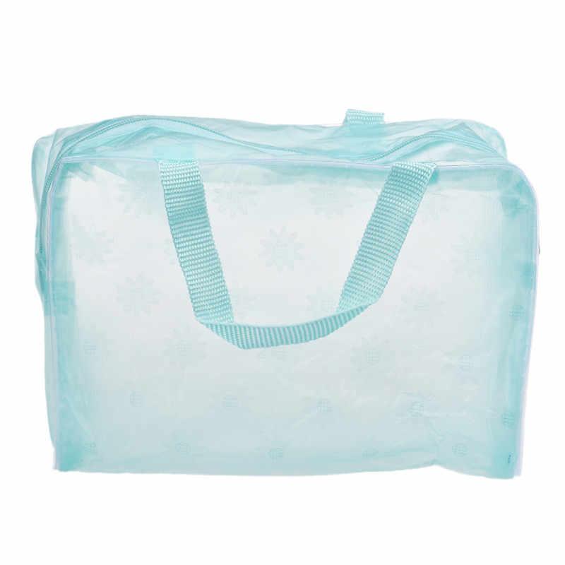 2020 جديد حقيبة مستحضرات التجميل موضة مقاوم للماء المحمولة ماكياج أدوات الزينة السفر غسل فرشاة الأسنان الحقيبة المنظم حقيبة بالجملة # YL5