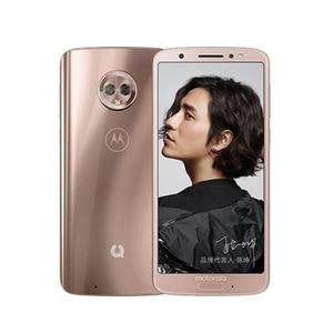 "Image 3 - Motorola Moto Green Pomelo 1S XT1925 Smartphone 5.7"" 18:9 IPS 4GB RAM 64GB ROM Snapdragon 450 Octa Core Fingerprint 3000mAh"