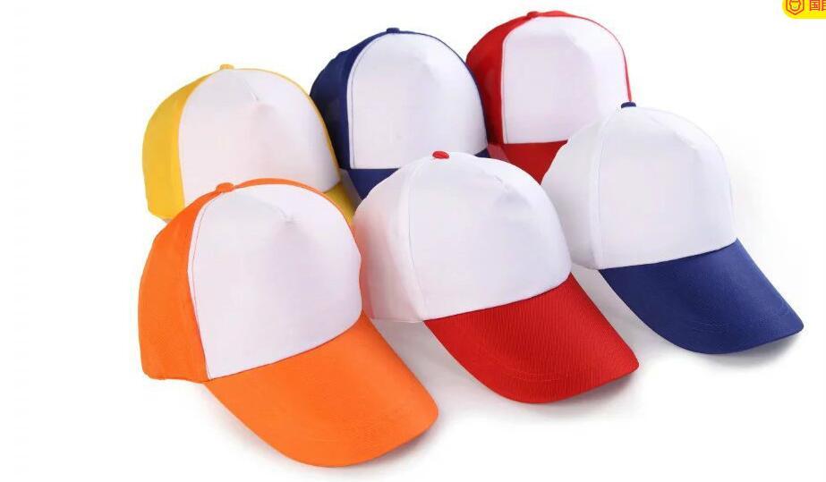 2019 nuevo color sólido casual gorra de béisbol - 3