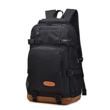 Backpack Men's Travel Backpacks Men School Bag For Teenagers Canvas Business Laptop Bag Large Capacity Multifunction Backpack