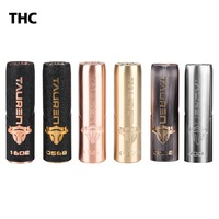 Original THC Tauren Mech Mod with Innovative 360 Full Contact Button & Unique Luxury Painting Finish VS vgod mech pro elite Mod