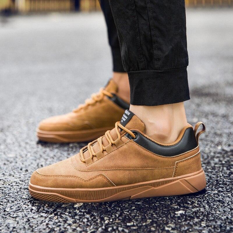 British style Men sport shoes 2018 new