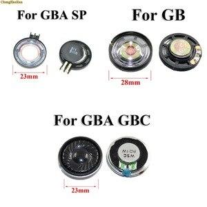 Image 1 - ChengHaoRan 10pcs חדש עבור Nintendo Game Boy Advance SP DS החלפת רמקולים עבור GBA SP GB GBA רמקול חזק