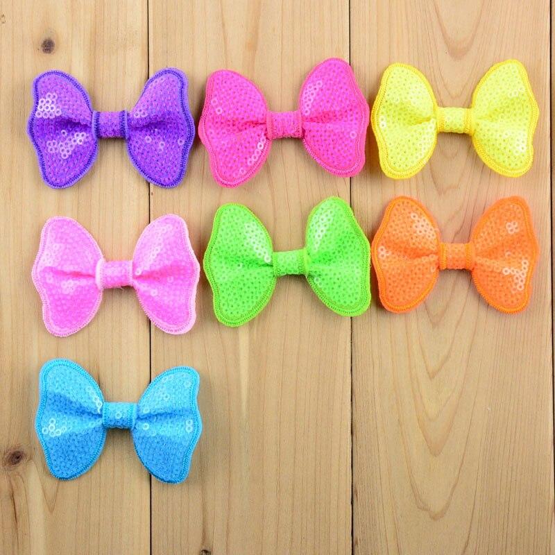 10pcs crafts hair bows supplies