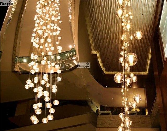 Lamp Woonkamer Plafond : Nieuwe ontwerp magic bubble crystal ball hanger lamp woonkamer