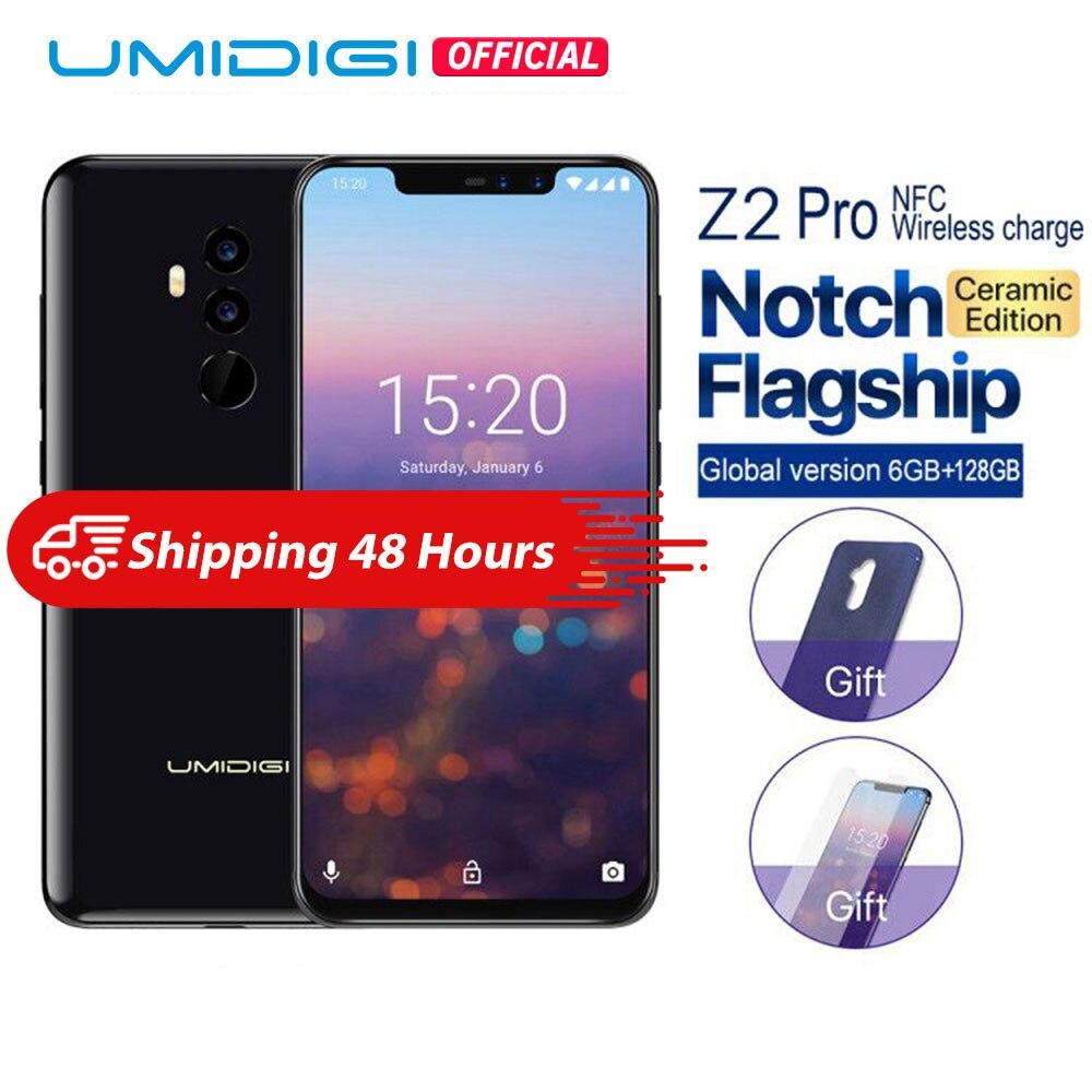 Купить UMIDIGI Z2 Pro Керамика Edition 6,2