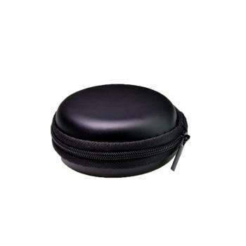 50pcs Neutral Headphone Packet USB Data Line Storage Box Portable Headset Bags EVA  Dollar Coin Purse Wallets