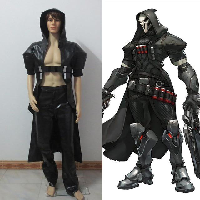 f7a17c5307 Giochi Reaper Cosplay Costume COS Gabriel DE Reyes Cosplay Anime Custom Made