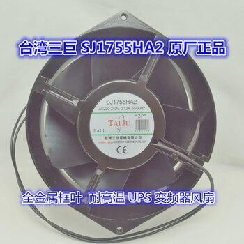 NEW Suntronix SAN JUN SJ1755HA2 AC220V high temperature resistance HA1 AC110V UPS frequency cooling fan