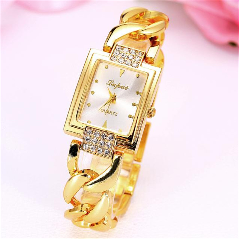 Vente chaude women watches De Mode De Luxe Femmes Montres Femmes Bracelet Montre Watch relogio feminino dress droppshipping купить