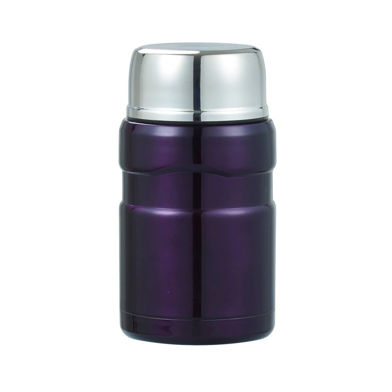 Élégant Couronne Thermos Bouteille En Acier Inoxydable fioles pour filtration sous vide Voyage Tasses à café