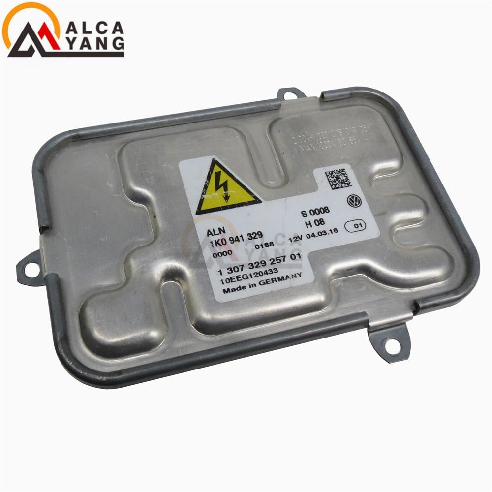 Top quality XENON HID HEADLIGHT BALLAST D1S/D1R CONTROL UNIT 1K0941329 FOR 09-12 Volkswagen Passat CC стоимость