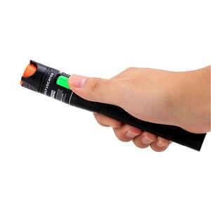 GUYANG GY30w 30 мВт Визуальный дефектоскоп красный источник света тестер волоконно-оптического кабеля испытательный инструмент 10-30 км