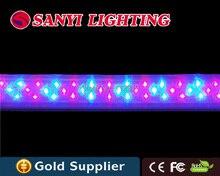 20pcs/lot T8 led tube light 144pcs 0.06w chip newest t8 10w 60cm led tube light for indoor growing system