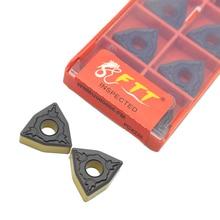 High quality Original WNMG080408 PM PC4225 CNC External turning tool insert carbide tool metal External Turning blade lathe tool стоимость