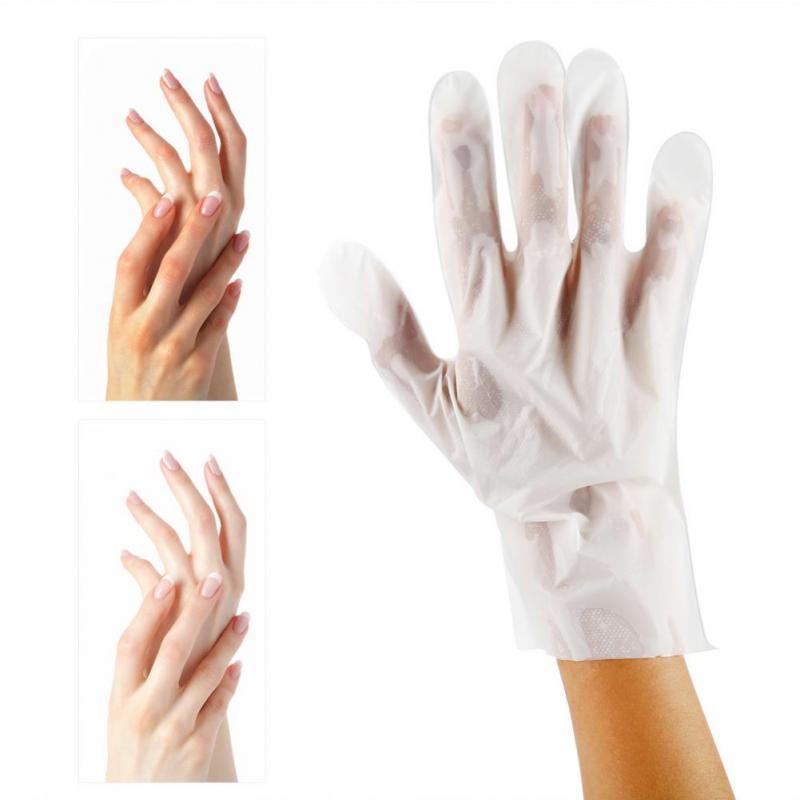 10PCs Hand Mask File Moisturizing Gloves Skin Care Hand ...