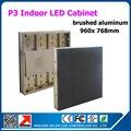 960 mm x 768 mm interior parede de vídeo led para tela de led para Ph3 interior fino 2121
