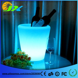 (D27 * H28cm) Leucht blumentopf led blumentopf kleine led-licht im freien lichter Möbel kostenloser versand