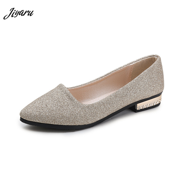 Hot Sale Women Flat Shoes Shallow Solid Loafer Summer Female Pointed Toe Sweet Flat Shoes Breathable Autumn Zapatos MujerHot Sale Women Flat Shoes Shallow Solid Loafer Summer Female Pointed Toe Sweet Flat Shoes Breathable Autumn Zapatos Mujer