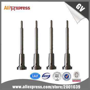 F00R J01 714 ensemble de vannes de contrôle d'injection de carburant, pour injecteur Bosch 0445 120 071/161/184/204, vanne haute pression à rampe commune