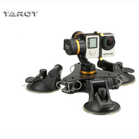 Таро RC ZYX T DZ 3 осевой металлический карданный стабилизатор для камеры автомобиль установлен PTZ TL3T03 для GOPRO HERO 3/3 +/4 экшн Спортивная камера