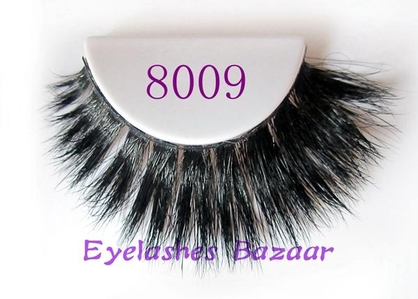 Frete grátis 8009 1 pçs/lote novo estilo grosso longo em camadas duplas cílios cabelo cavalo