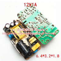 AC-DC 12V 1A Switching Power Supply Module Voltage Regulator Switch Circuit Bare Board SMPS Monitor LED Light 1000MA 220V 110V