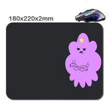 HOT SALES Custom Antiskid 3 D Adventure Princess 220 X180x2mm Office Accessory Tablet And Mini Pc Mouse Pad As  Gift