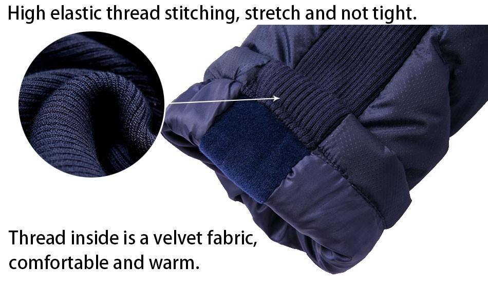 Elegantsed talvepüksid sulgedega