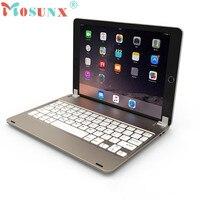Reliable Wireless Bluetooth Keyboard Case For Apple IPad 5 IPad 6 IPad Pro 9 7 Intelligent