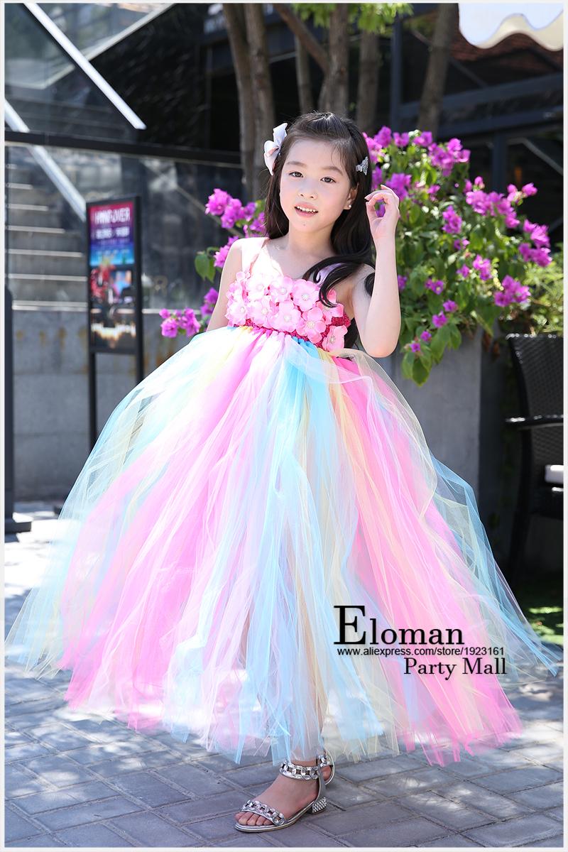 eloman handmade tutu dress x1