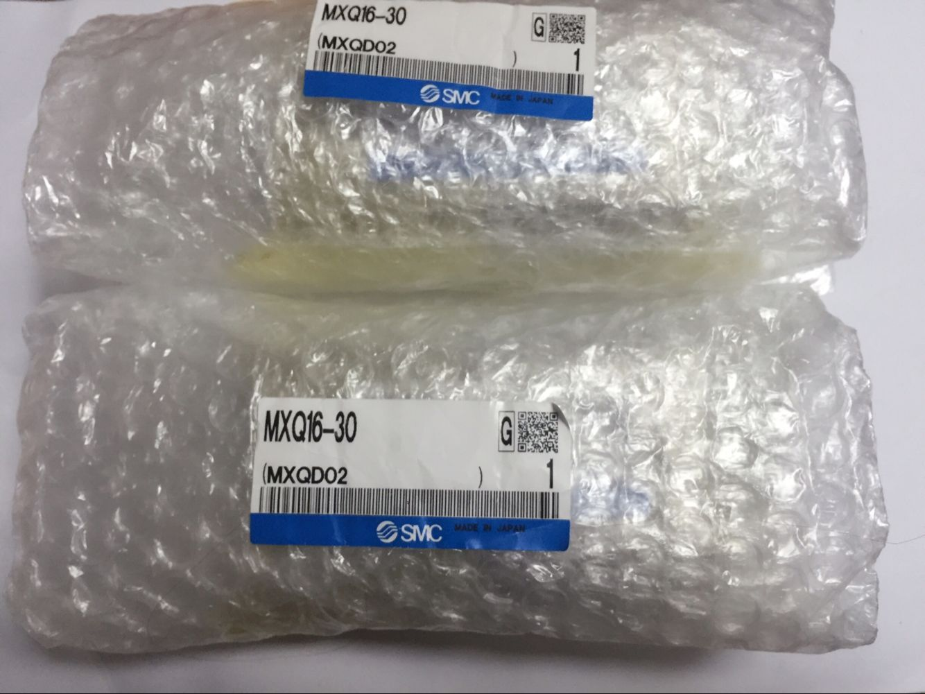 Cylinder original authentic SMC new cylinder MXQ16-30 new original authentic cylinder mbt40 50
