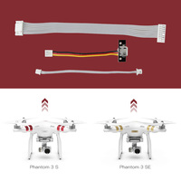 Cable Set Gimbal Connect Cable Signal Connect Cable For DJI Phantom 3 Standard 3 SE Drone