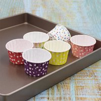 Laminating Cup Coil Cup Curling Film Cup Paper Cup Toma Fen Cup High Temperature Non Stick Muffin Cup 100