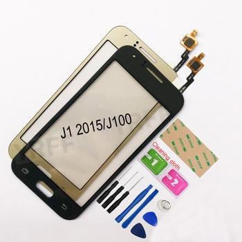 4.5'' For Samsung Galaxy DUOS J1 2015 J100 J100F J100H Touch Screen Digitizer Sensor Touch Glass Lens Panel 10pcs lot touchscreen for samsung galaxy grand j1 mini j105 sm j105y j105h touch screen digitizer sensor touch glass lens panel