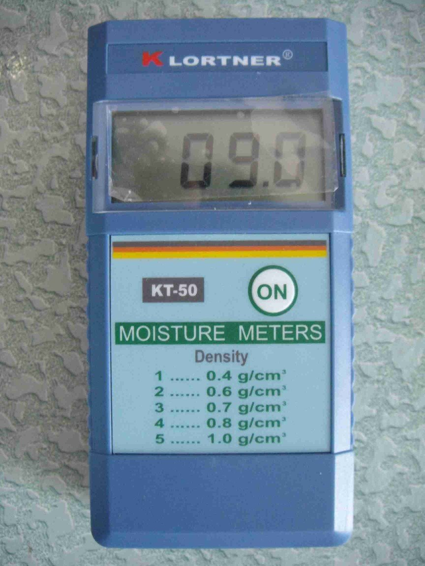 INDUCTIVE MOISTURE METER, digital wood moisture meter KT-50 KLORTNER Brand Accuracy:+-0.5% free shipping retali and wholesale portable pin type wood moisture meter mc7806