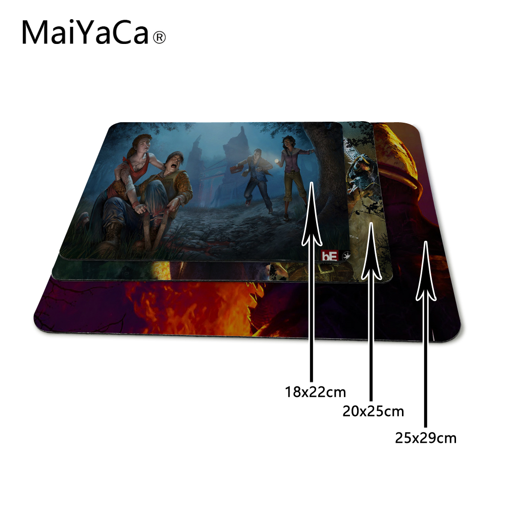 MaiYaCa Dead By Daylight Hot Funny 18 * 22 cm o 25 * 29 cm - Periféricos de la computadora - foto 2