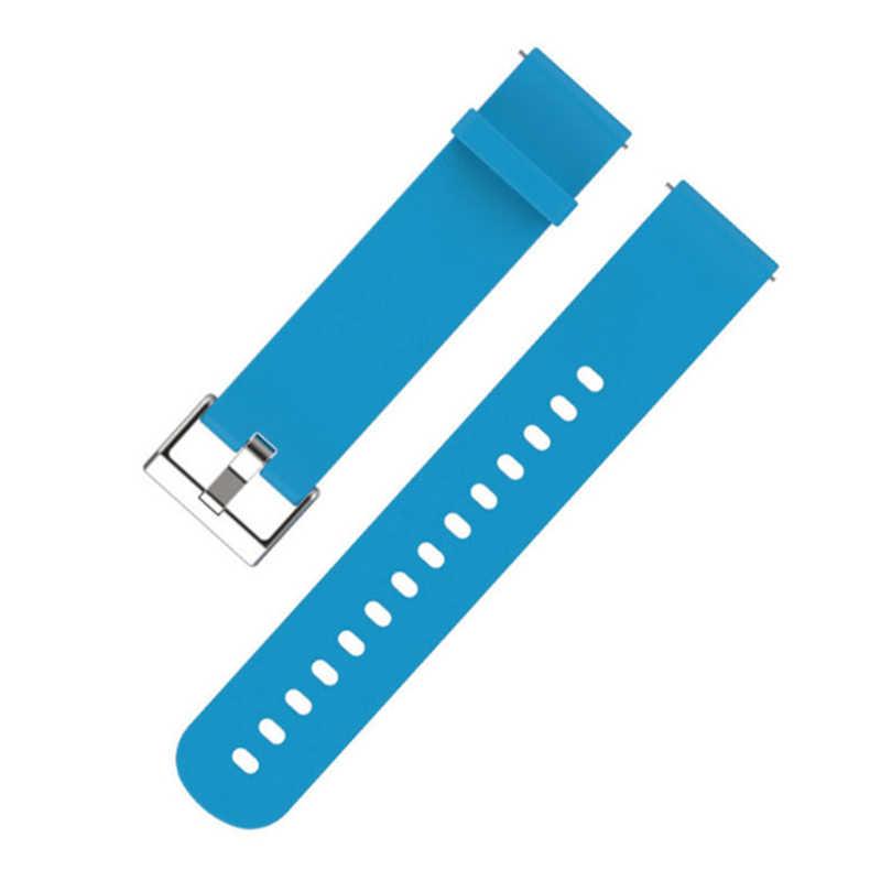 スマート時計バンド交換シリカゲル青年ストラップ手首バンドストラップパーフェクトスーツ用xiaomiためamazfit huami 2青年バージョン