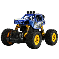 Alloy Model of Four wheel Off road Vehicle for Children Simulated Mountain Bike Boys Toy Return Vehicle Car Toy