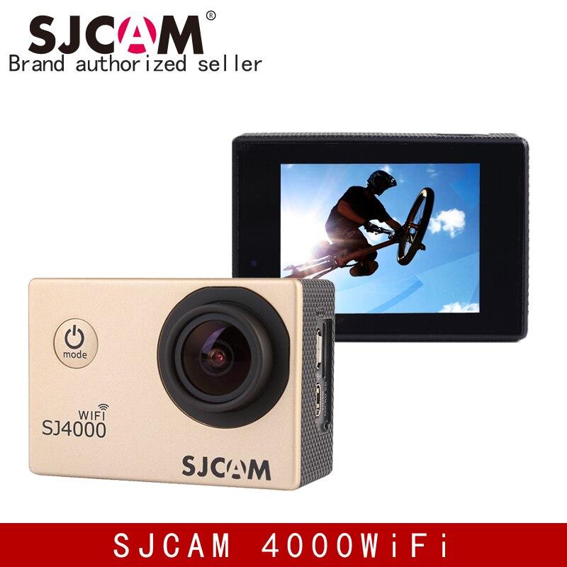 SJCAM Original SJ4000 WIFI Action font b Camera b font Sport font b Camera b font
